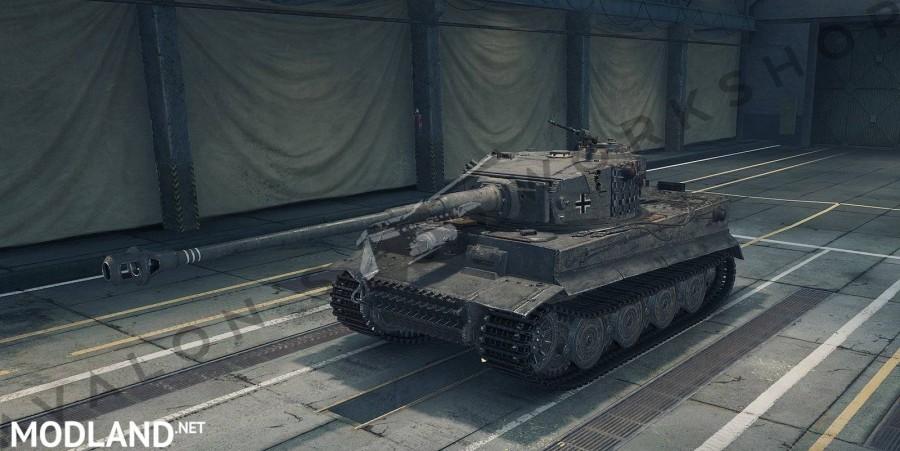 Avalon's Tiger I 'Jager' 1.5.1.0-0 [1.5.1.0]